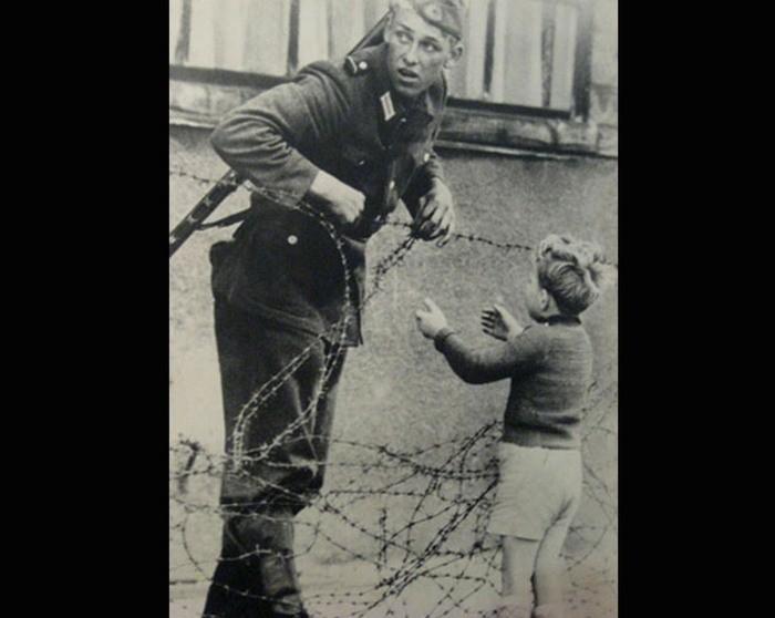 5. Спасение из-за Берлинской стены история, ужас, фотографии