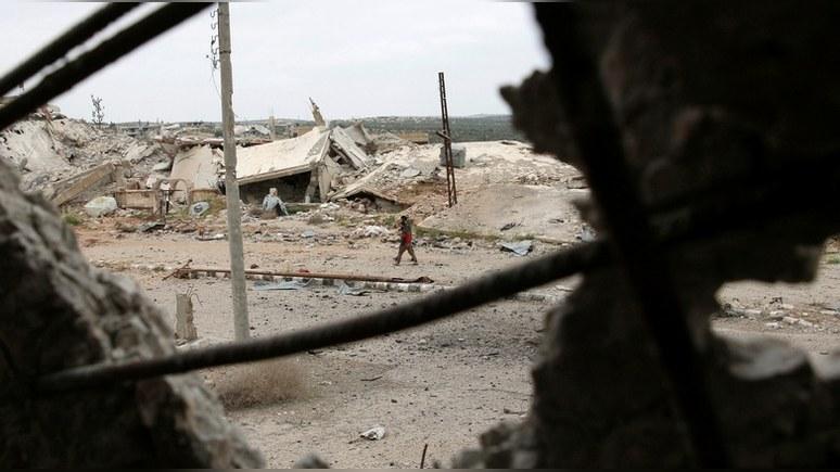 FT: США уничтожили колонну сирийской армии ради контроля над нефтеносным регионом
