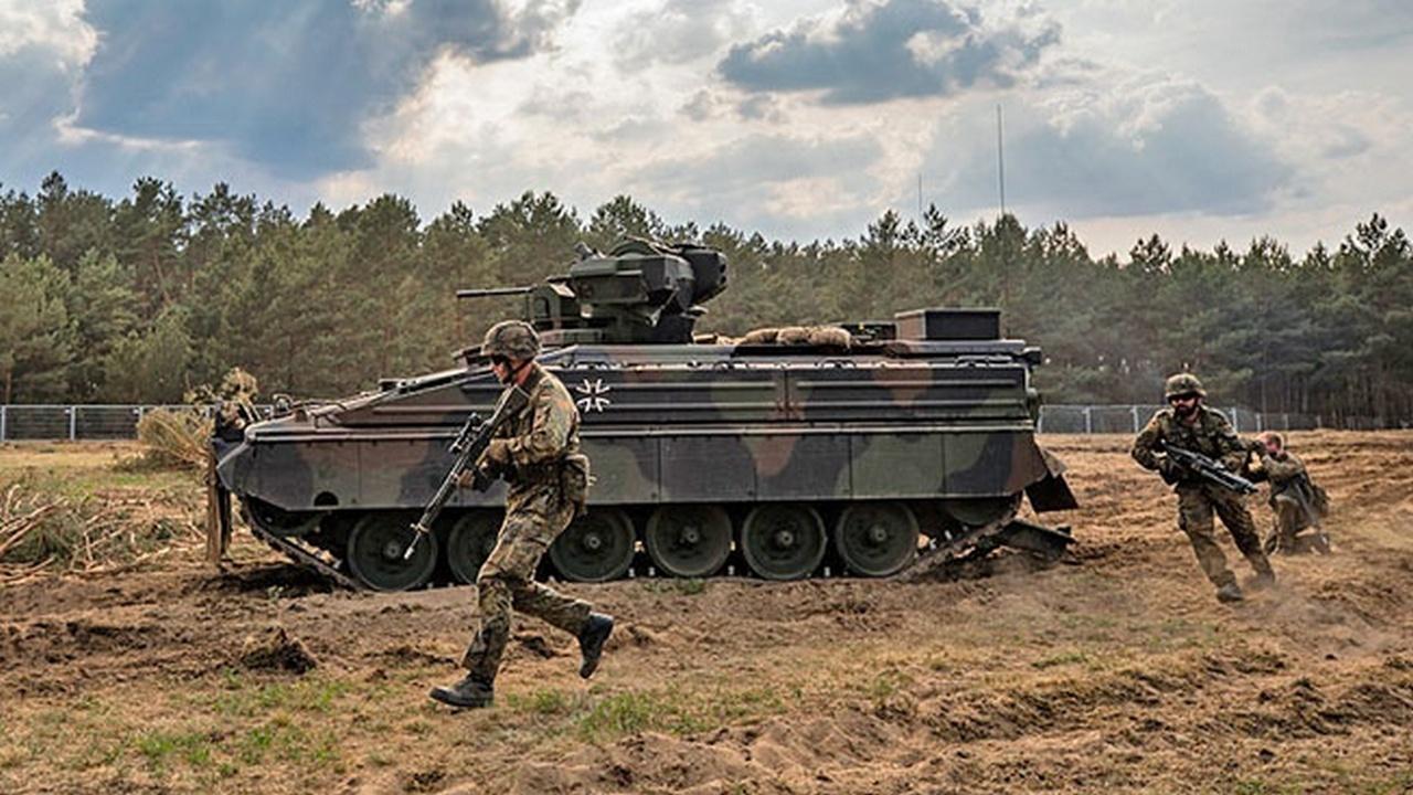 Бундесвер на «Острие копья» НАТО