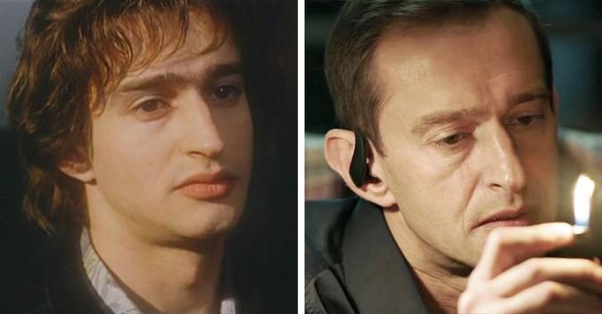 Константин Хабенский, 45 лет «Женская собственность» (1998) — «Коллектор» (2016)