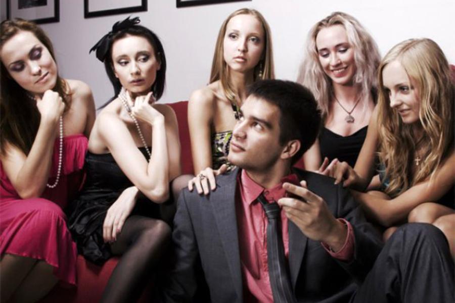 600 женщин за 4 месяца на сайте знакомств!