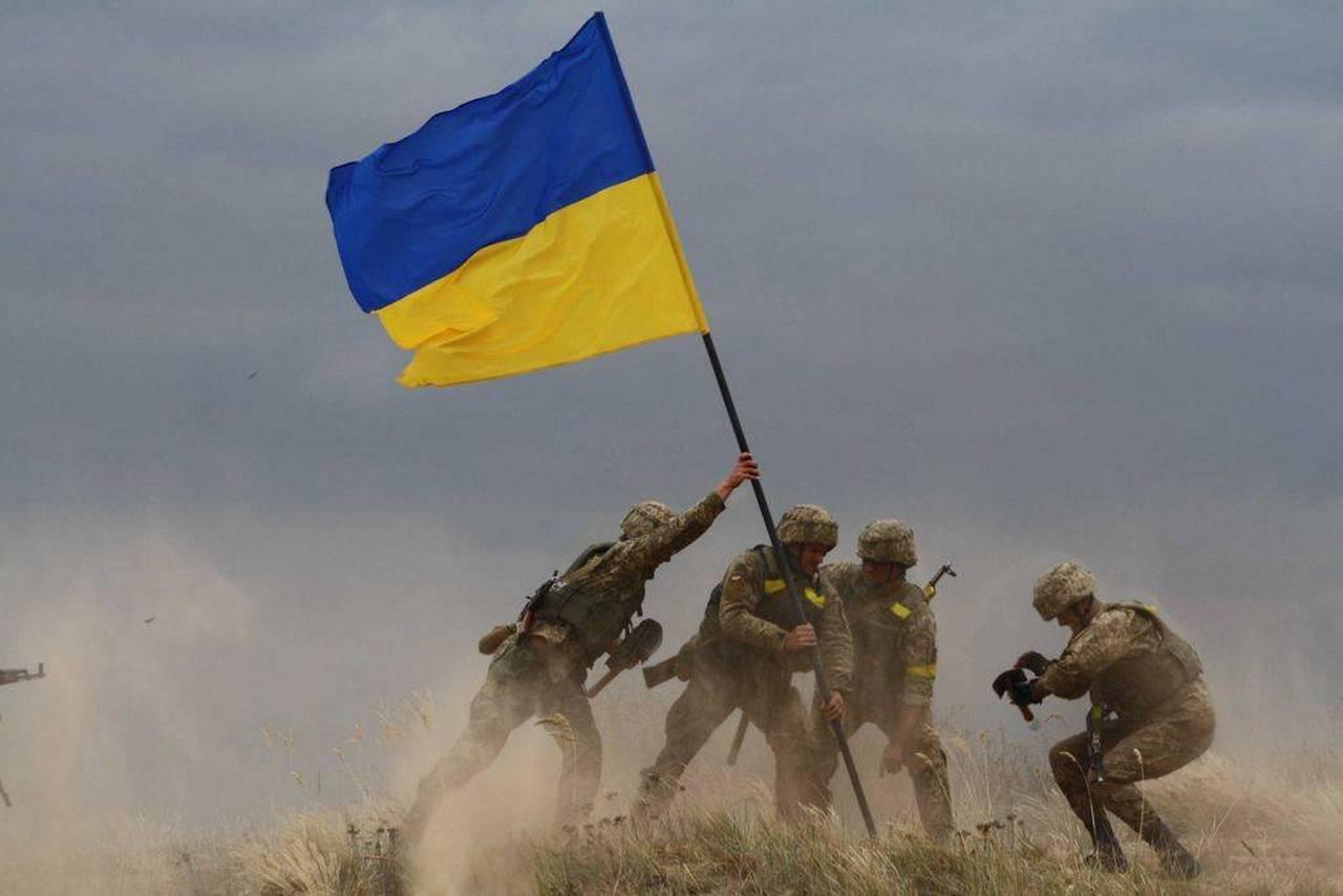Украинские военные соскучили…