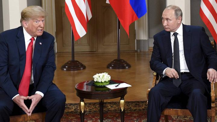 Путин забил гол Трампу или Как президента США обвинили в госизмене
