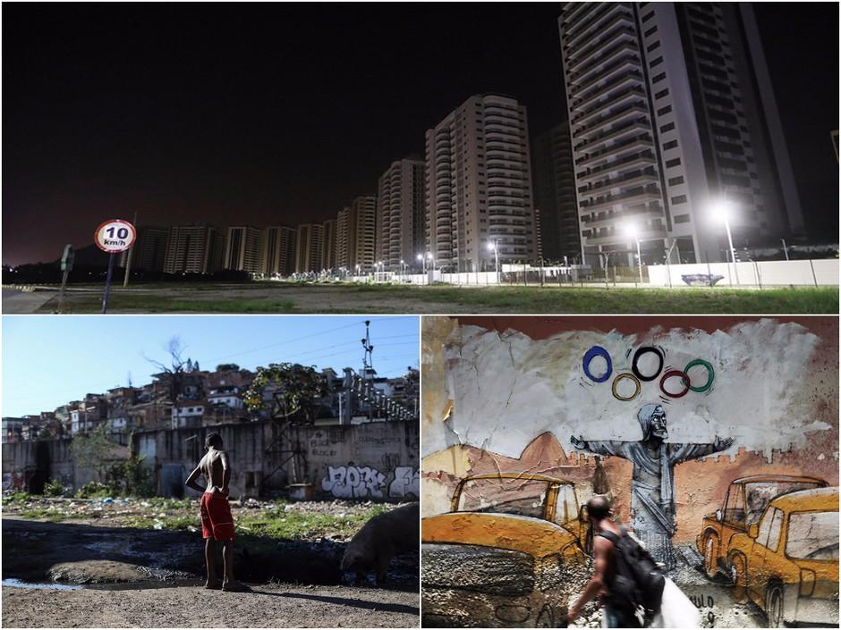 Низвергнутый с Олимпа: сегодняшний Рио, которым мы восхищались всего год назад