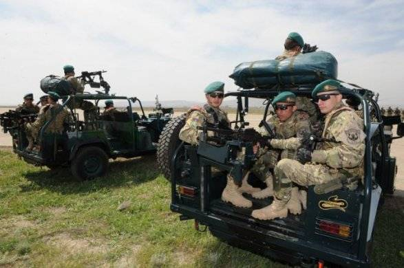 МО Азербайджана сообщило о попытке прорыва госграницы