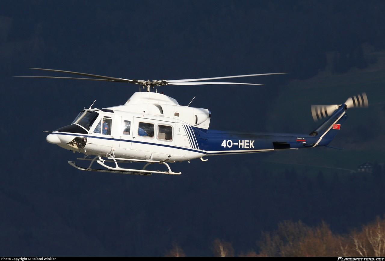 Черногория приобретет три вертолета Bell 412EPI