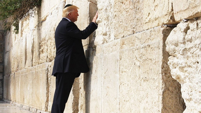 Трамп признал Иерусалим стол…
