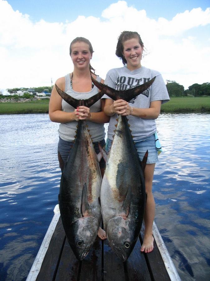 рыба тунец ловля видео