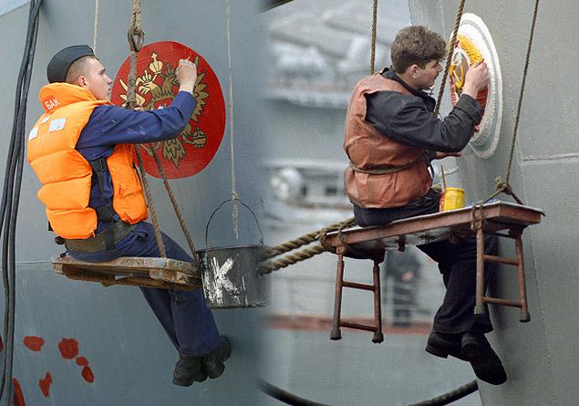 Как Украина «отжимала» у России корабли и базы ЧФ в 1990-х годах: «Жен российских офицеров приковывали к батареям»