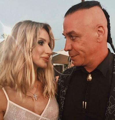 Светлана Лобода раскрыла свои отношения с солистом Rammstein