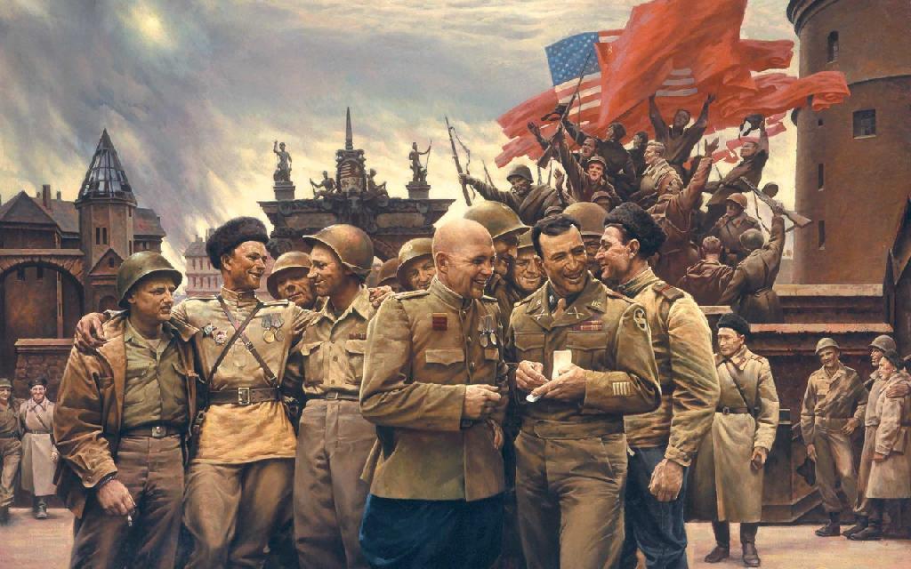 Город-герой Киев - о победе. Там настоящие профи украинской журналистики как-то рассказывали, мол, в опросах...
