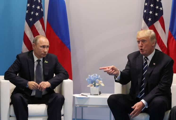 Александр Русин. США дали нам 180 дней для рокового выбора: сплотиться за или против Путина