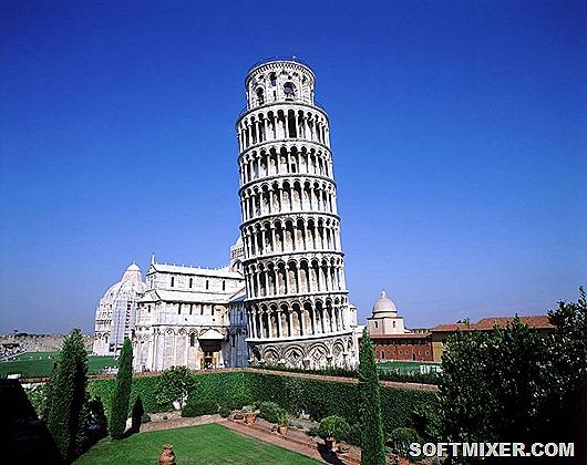 Самые известные падающие башни мира