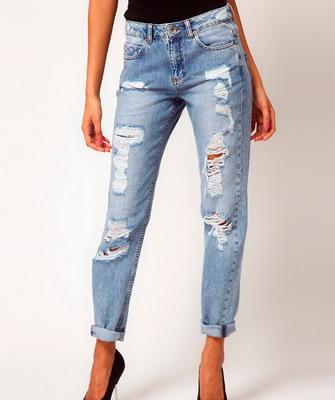 Модные женские джинсы 2016 —  актуальные тенденции в фото