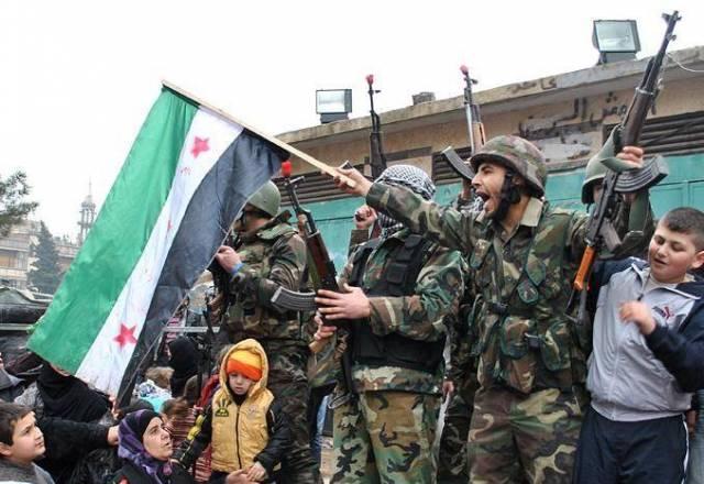 Асад уходит из Алеппо и отда…