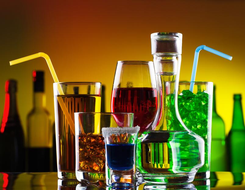 Как бороться с похмельем - не смешивай разное спиртное