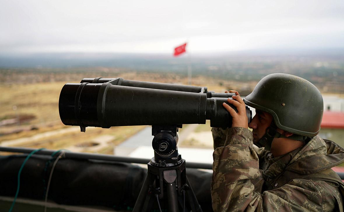 Турецкая разведка мобилизует…