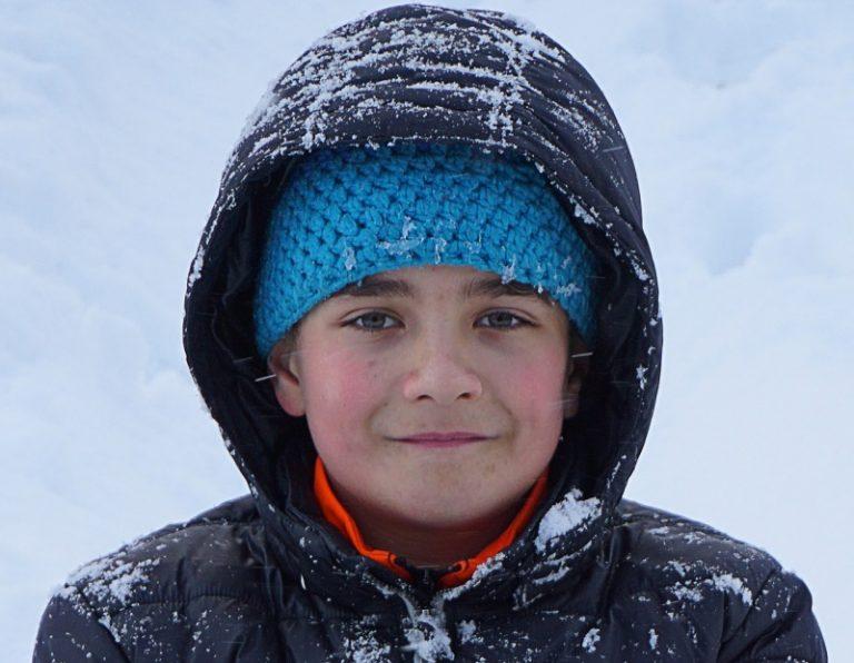 9-ти летний мужчина