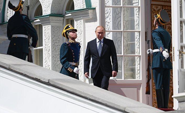 Если честно, то Путин внушае…