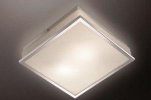 потолочные светильники для ванной комнаты фото 42