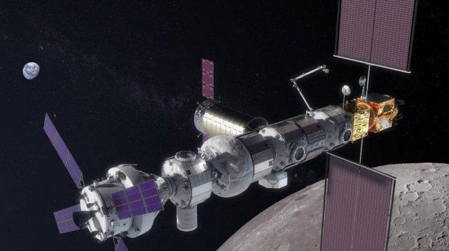 Лунная база Gateway: ошибка …