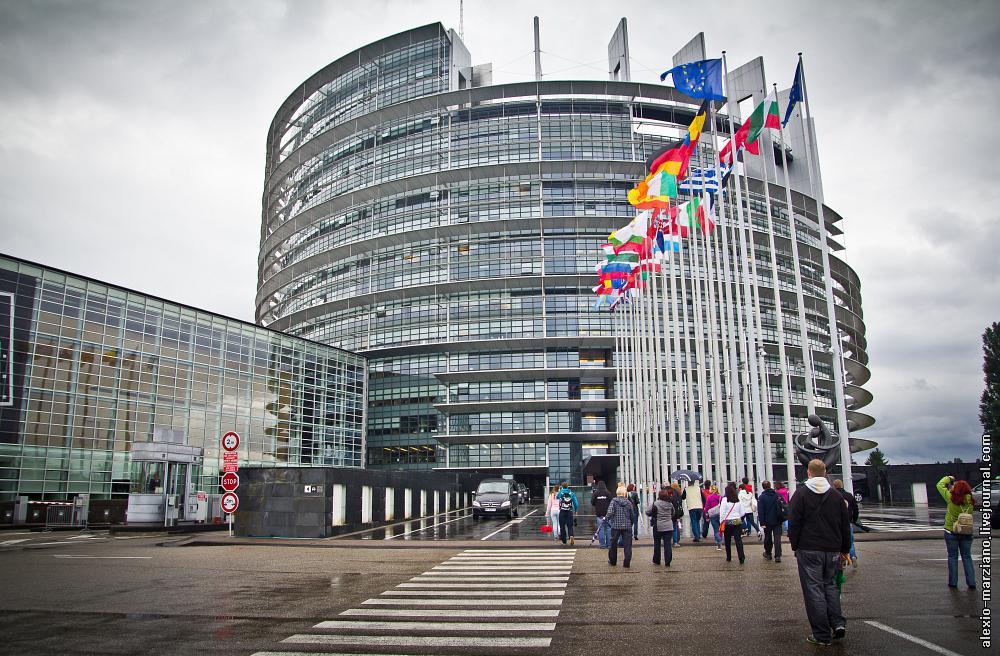 Европарламент: на метле