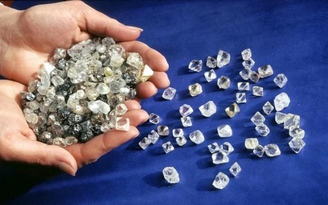 Откуда на Земле берутся алма…