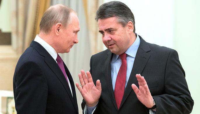 Глава МИД ФРГ назвал «угрозой» конфликт России и США