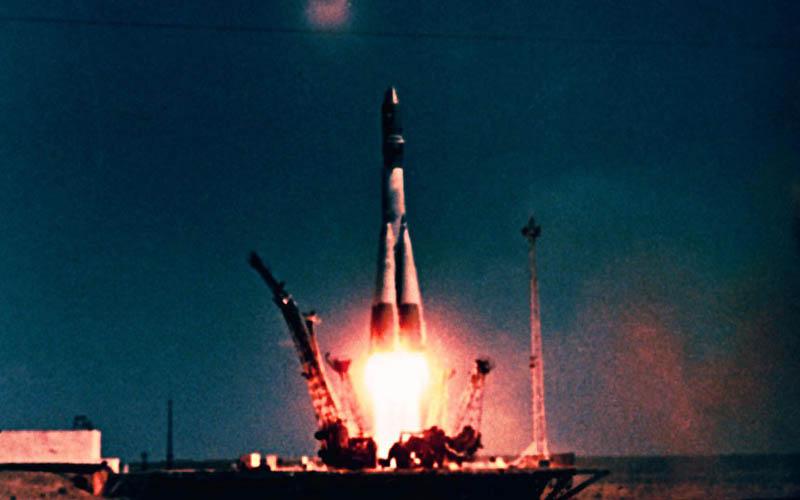 574 Советская и российская космические программы