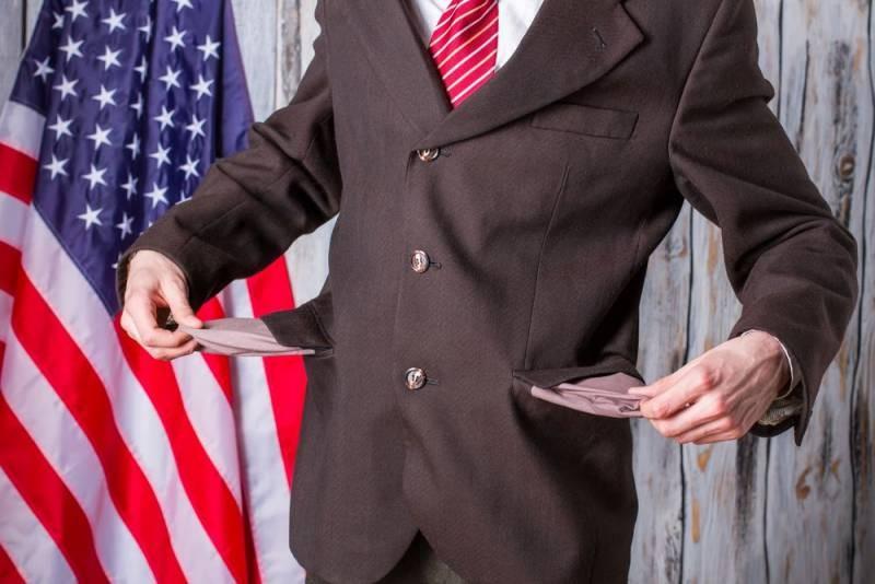 Россия сократила вложения в госдолг США до статистической погрешности