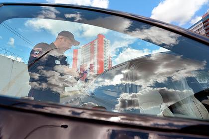 Российских лихачей начнут штрафовать за опасную езду