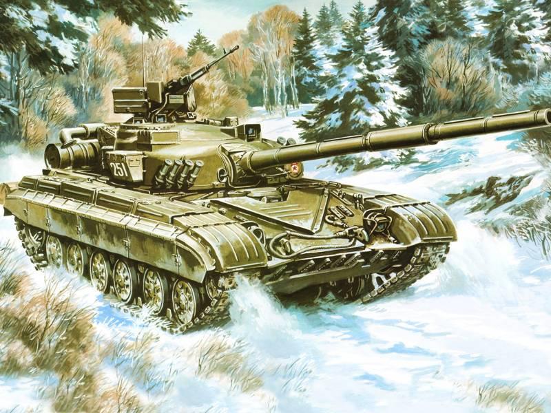 Почему и как появились танки Т-64, Т-72 и Т-80. Часть 3