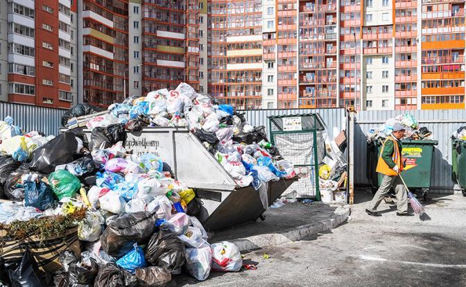 Вывоз мусора по новым правилам разорит россиян