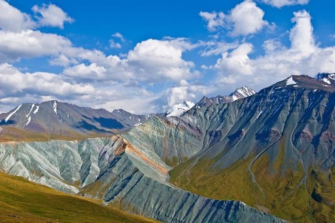 Колыбель мира - Алтай