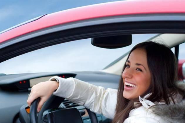 Девушка купила машину у капитана полиции и с ней начали происходить чудеса