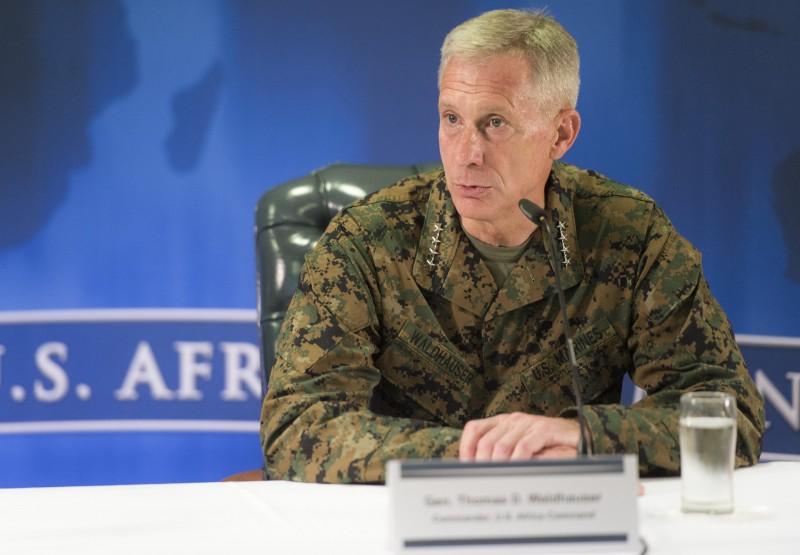 Ник Тёрс: Американское военное присутствие в Африке