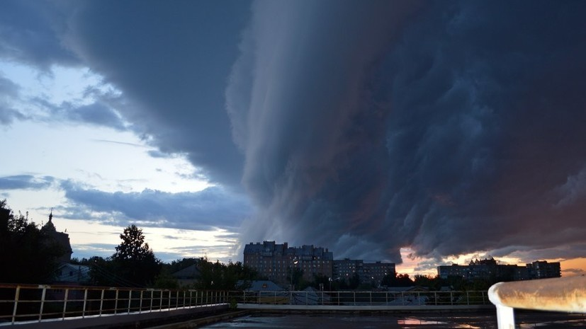 В Москве 22 июля ожидается «…