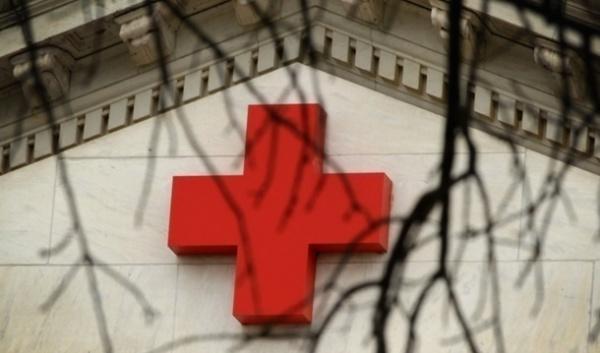 ЛНР: сотрудники Красного Креста попались наворовстве