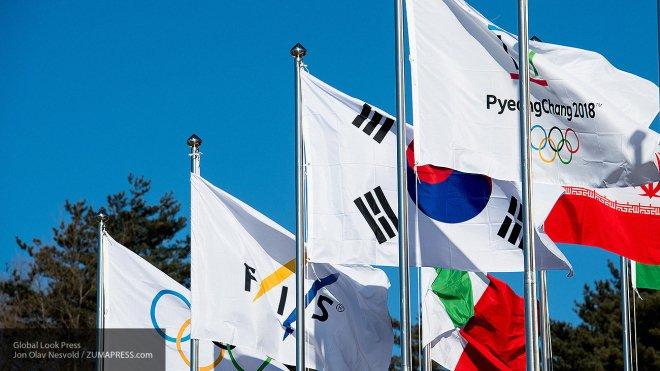 МОК поздравил фигуристов OAR с серебром Олимпиады