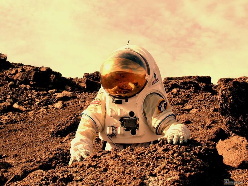 5 Интересных фактов о Марсе(6 фото)