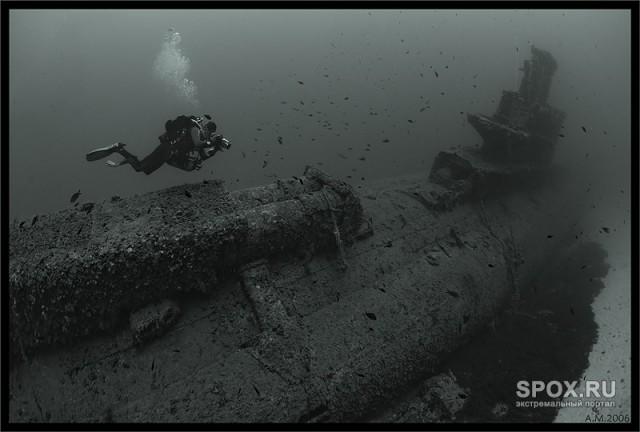 Можно ли выйти из затонувшей подводной лодки
