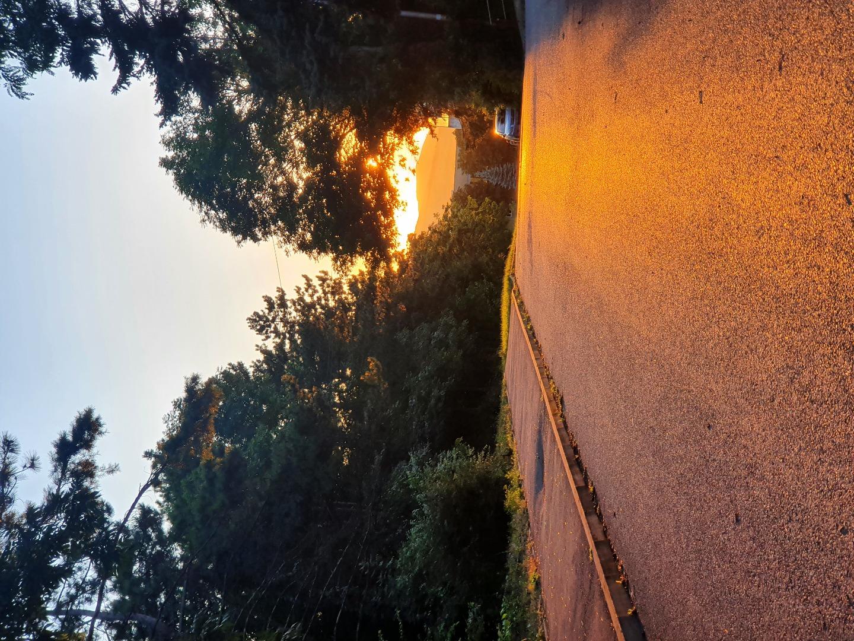 Закат в Железноводске