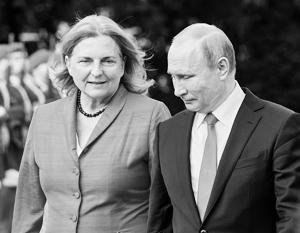 Путин возрождает свадебную т…