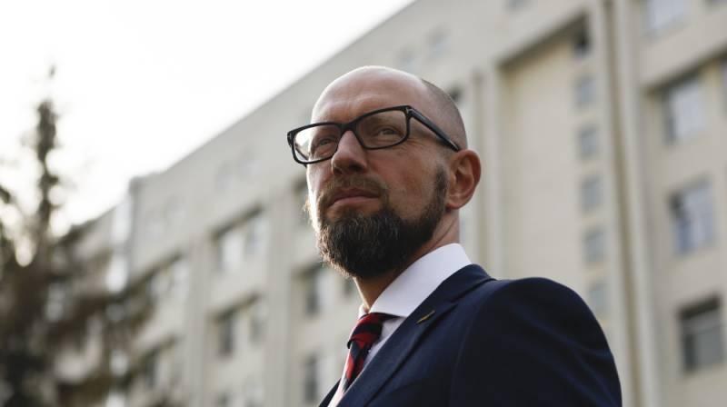 """ВО-пятница: Яценюк и """"НФ"""" спасли Украину от развала"""