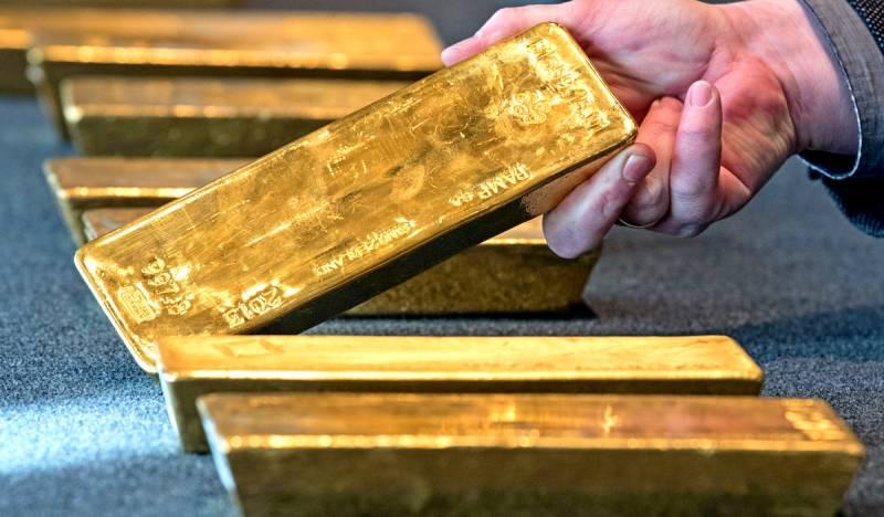 Введение Россией «золотого с…