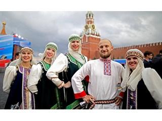 The Washington Post, США. Путинская Россия в упадке? Это называется расцвет!