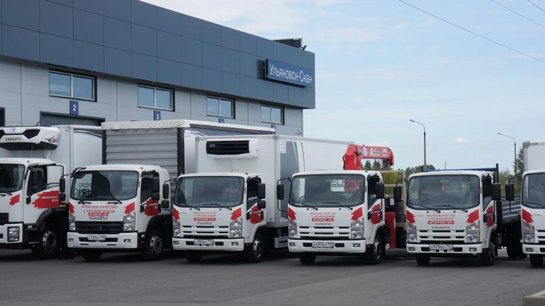 Компания Isuzu решила строить в России большой автозавод