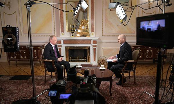 Путин: Россия заинтересована в стабильности на постсоветском пространстве