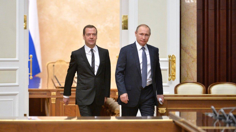 Путина и Медведева пригласил…