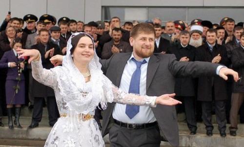 Полигамия вЧечне— элемент «мягкого шариата» поКадырову: мнение